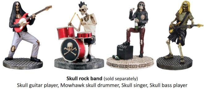 Skull rock band