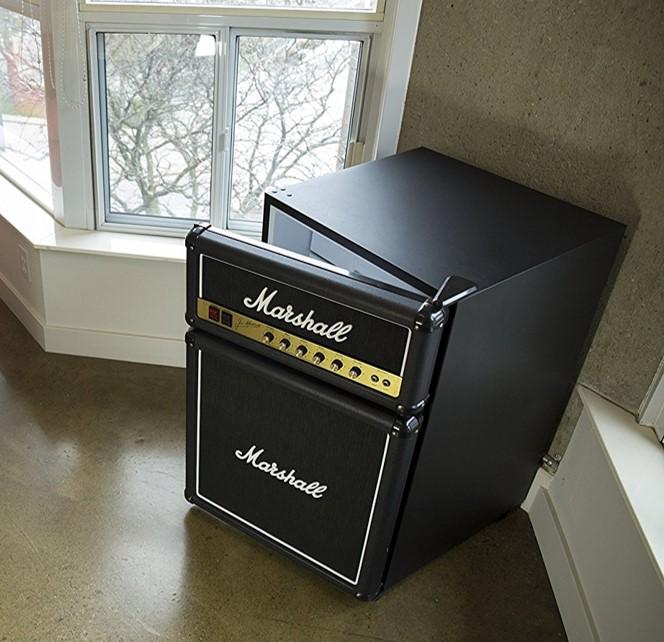 Marshall amp drink refrigerator